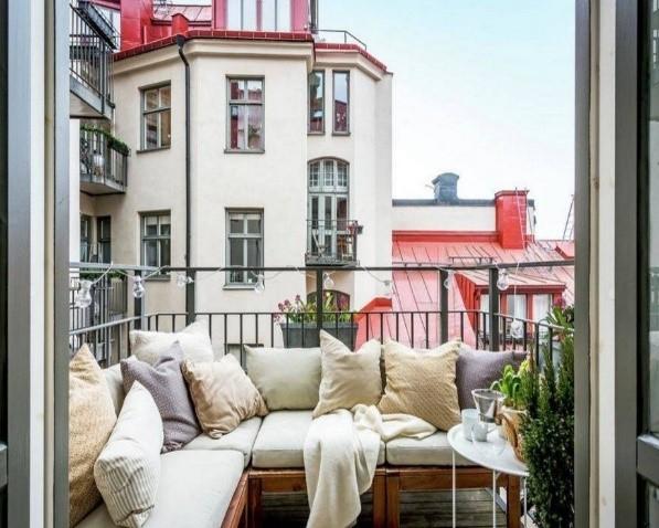 Balkonunuzu daha funksional və